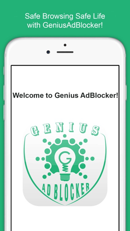 Genius AdBlocker screenshot-1