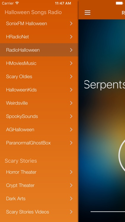 Halloween Songs & Scary Stories Free