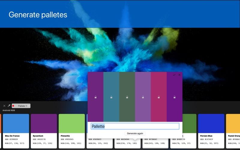 Pikka 2.0.3 Mac 破解版 简洁易用的菜单栏图标屏幕取色器-麦氪派