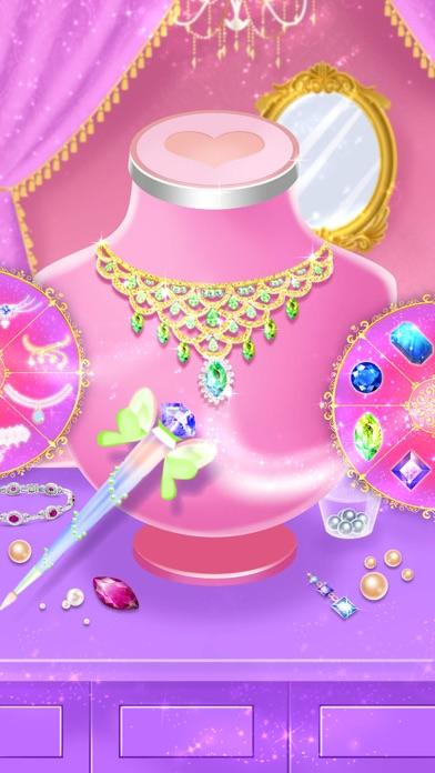 裝扮小公主 - 公主遊戲屏幕截圖5