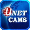 uNetCams: Multicam & Record - iPhoneアプリ