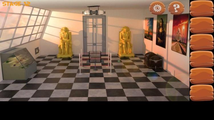密室逃脱经典合集:逃出公寓房间系列4 - 史上最难的益智游戏 screenshot-4