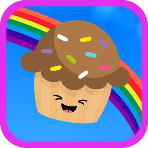 Drop the Cake - Puzzle Brain Kids Games!