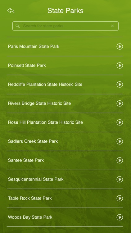 South Carolina State Parks screenshot-2