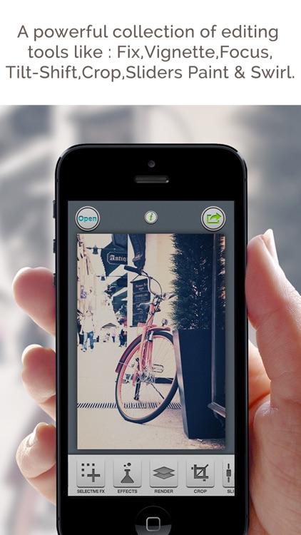 PhotoNova 2 - Editor with Selective FX & Lasso screenshot-3