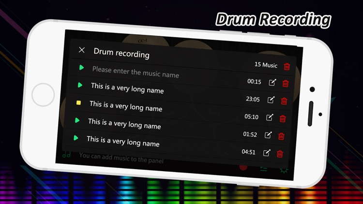 Real Drum Rock Kit screenshot-4