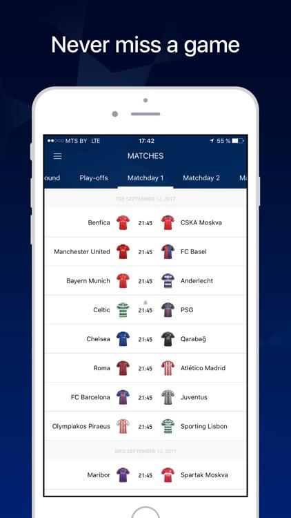 League Live – Scores & News screenshot-4