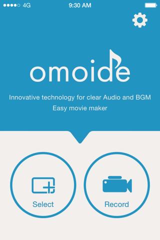 omoide Pro - easy movie maker - náhled