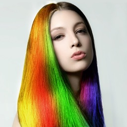 Hair Color Dye Pro - Design Salon to Recolor, Change & Beautify Hairstyle