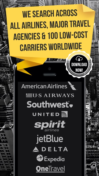 Compare JetBlue Airways, Southwest Airlines, Frontier, Spirit, Virgin America, Streamline & Porter