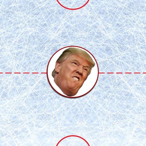 Trump Hockey