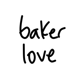 Baking sticker pack, dessert stickers for iMessage
