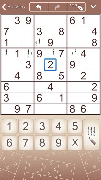 Conceptis Sudoku screenshot-0