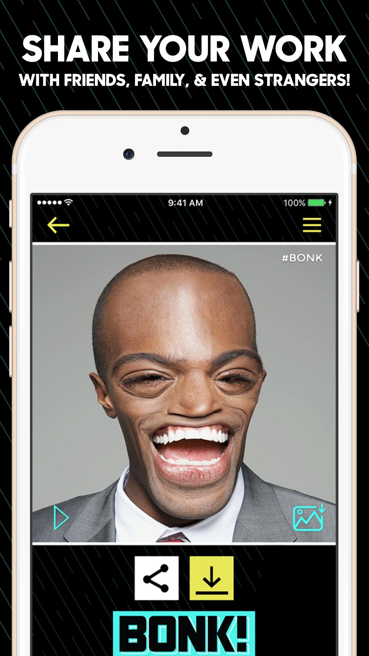 Bonk! Presented by The Tonight Show Starring Jimmy Fallon Screenshot