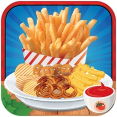 Activities of Potato French Fries Maker - A Fast Food Madness