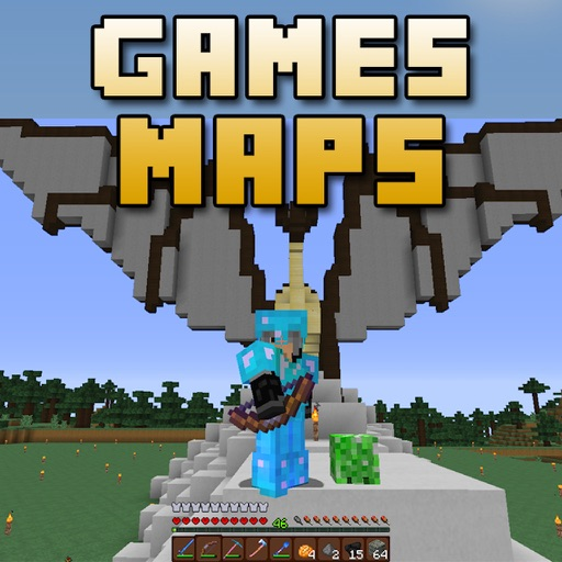 Minigames Maps For Minecraft Pe Pocket Edition Download