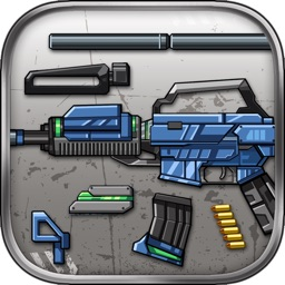 Assembly Snow M4 - Shooting Games