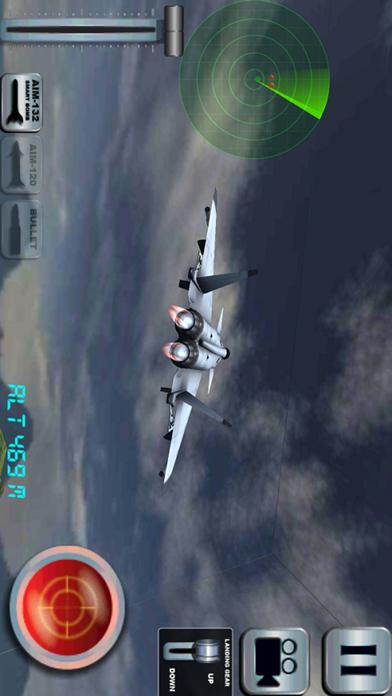Jet Fighter War Airplane - Combat Fighter