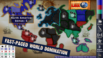 Lux Touch 3 - World Domination screenshot four