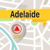 阿德莱德 離線地圖導航和指南