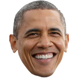 Obamoji - Obama Emoji Stickers