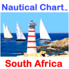 Marine: South Africa HD - GPS Map Navigator