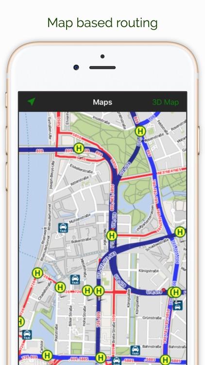 A+ trip planner Düsseldorf (Premium) screenshot-4