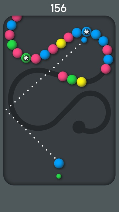 Snake Balls screenshot 2