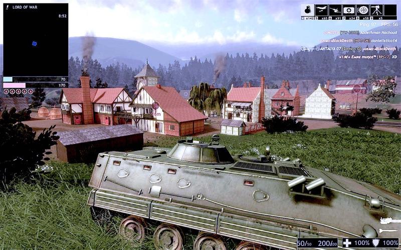 War Trigger 3 скриншот программы 5