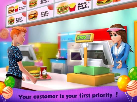 Supermarket Food Court Feverのおすすめ画像5