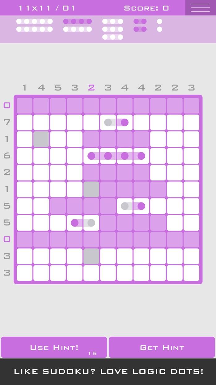 Logic Dots Screenshot