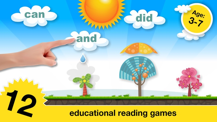 Phonics Farm Letter sounds school & Sight Words screenshot-0