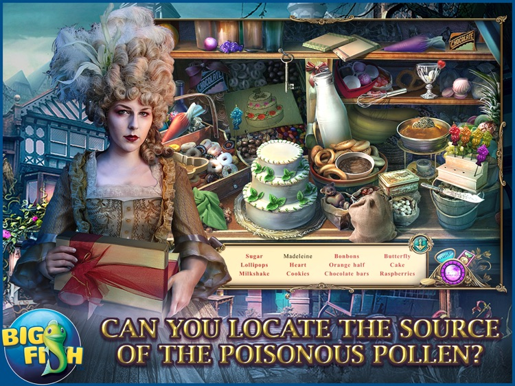 European Mystery: Flowers of Death HD (Full) screenshot-1