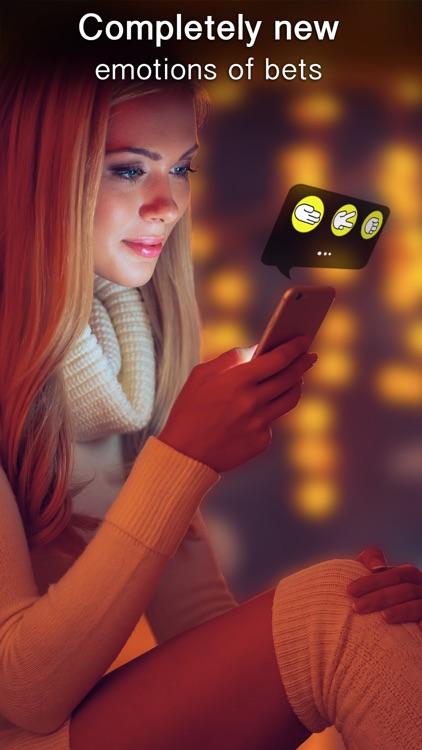 BetChat - free dating chat and random bet app screenshot-3