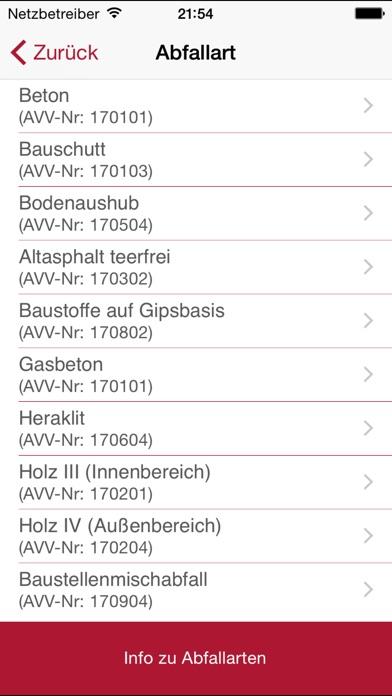 Osterried Container AppScreenshot von 2