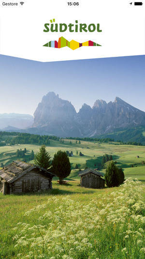 Alto Adige Trekking Guide Screenshot