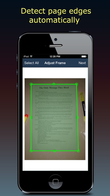 Fast Scanner Pro: PDF Doc Scan screenshot-1
