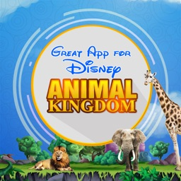 Great App for Disney's Animal Kingdom