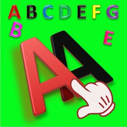 ABC Puzzle Game for kids - start learning the alphabet