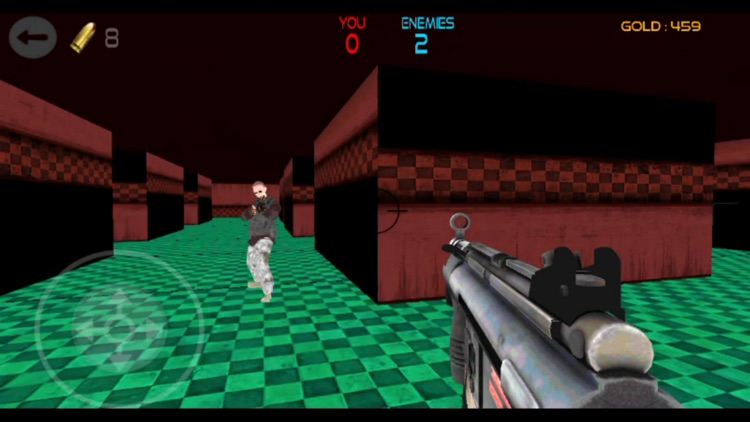 FPS Multiplayer Shooter Army VS Special Soldier screenshot-3
