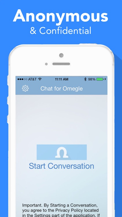 Anonymous Chat with Strangers - Online Chat Rooms