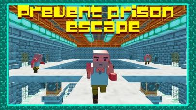 警察 エスケープ:刑務所 脱出3D紹介画像1