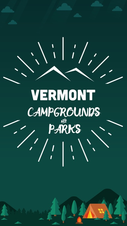 Vermont Campgrounds & Parks screenshot-0