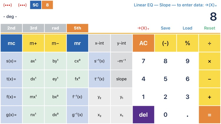 SciPro Math screenshot-3