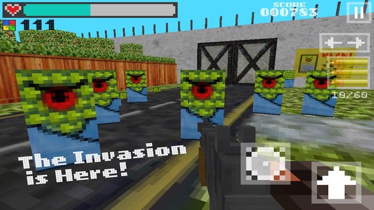 Block Gun 3D - Free Pixel Style FPS Survival Shooter