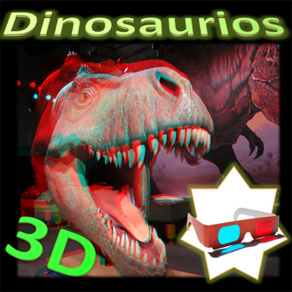 Dinosaurios en 3D