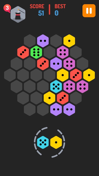 Merge Hexa Puzzle - Merged Block & Sudoku Quest screenshot-4