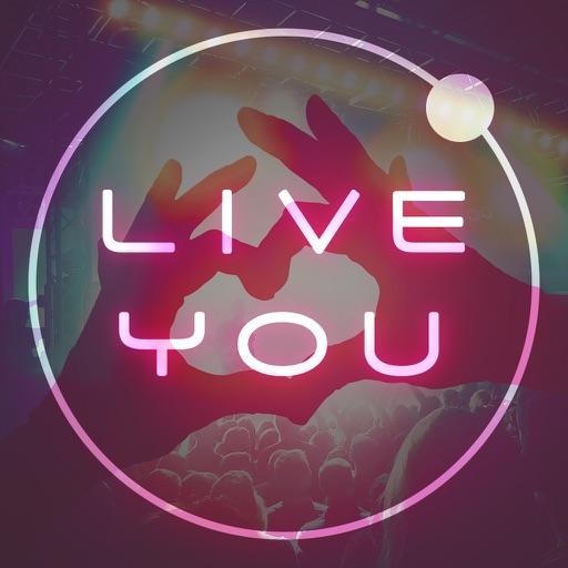 好きな曲をライブに -LIVE YOU 完全版 音楽プレイヤー
