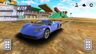 Anti Gravity Race Car App 截图