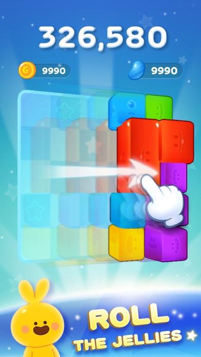 Jelly Cube:  Soft Bomb screenshot 2